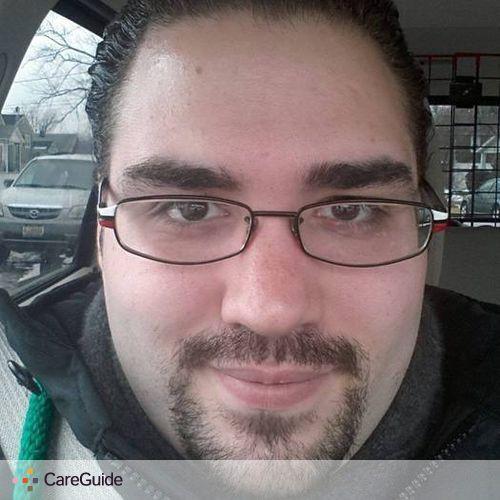 Pet Care Provider Josh Agamemnon's Profile Picture