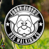 Furry Floyd's Dog Walking Co. (Exclusive, small groups only)