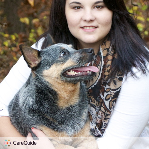Pet Care Provider Emily Latham's Profile Picture