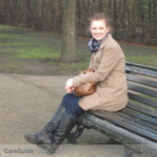 Canadian Nanny Provider Annie Stone's Profile Picture