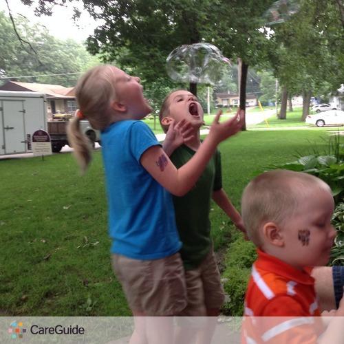 Child Care Job Carolyn Joslin's Profile Picture