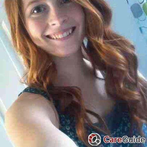 Child Care Provider Amanda Frank's Profile Picture