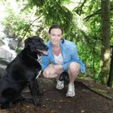 Professional, Insured, Loving Dogwalker offering pet sitting and horse care services.