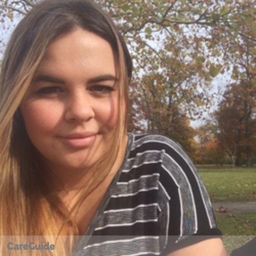 Canadian Nanny Provider Rachel Wilkinson's Profile Picture