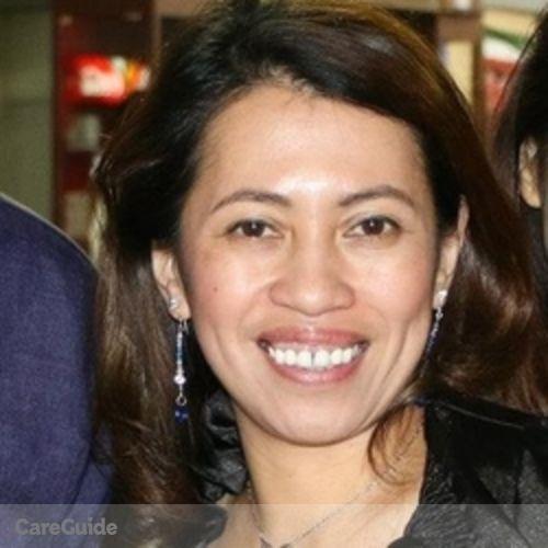 Canadian Nanny Provider Mildred Masagca's Profile Picture