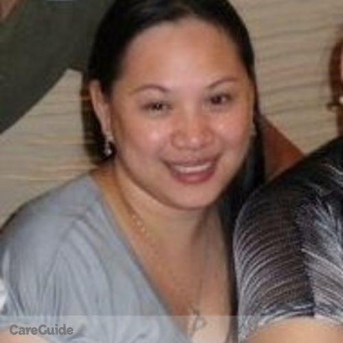 Canadian Nanny Provider Maria Abaja's Profile Picture