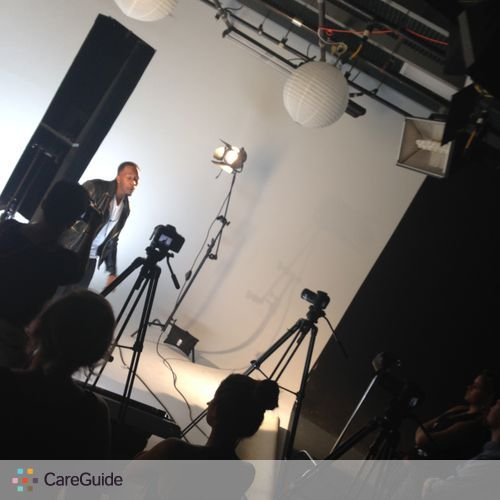 Videographer Provider Jean-luc Kaberuka's Profile Picture