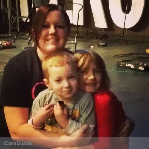 Child Care Provider Kristina Hillery's Profile Picture