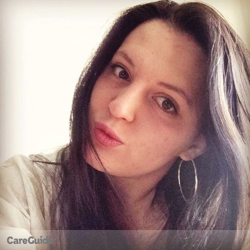 Canadian Nanny Provider Arianna Carrion's Profile Picture