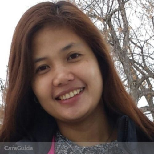 Canadian Nanny Provider Michelle L's Profile Picture