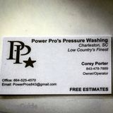 Professional Painting & Pressure Washing with Power Pro's !