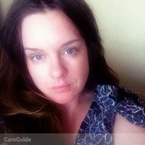 Canadian Nanny Provider Mischa Simpson's Profile Picture