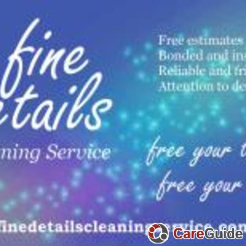 Fine Details Cleaning Service