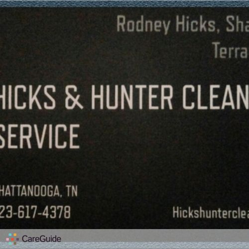 Housekeeper Provider Rodney Hicks's Profile Picture
