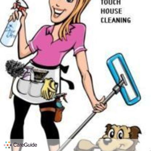 Housekeeper Provider Gentle Touch House Cleaning Jenny Siracusa's Profile Picture