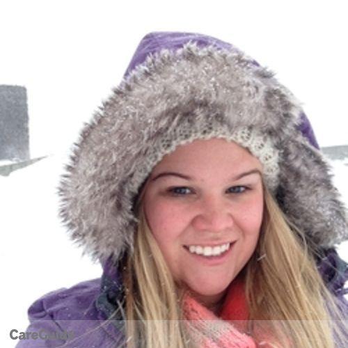 Canadian Nanny Provider Michelle Joyce's Profile Picture