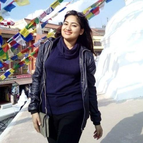 Canadian Nanny Provider Sunita S's Profile Picture