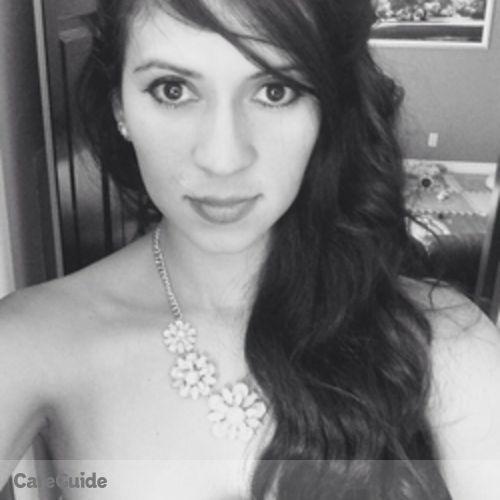 Canadian Nanny Provider Tania G's Profile Picture