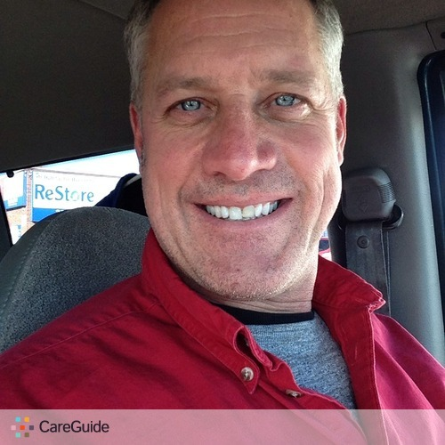 Handyman Provider Mark Bussanms's Profile Picture
