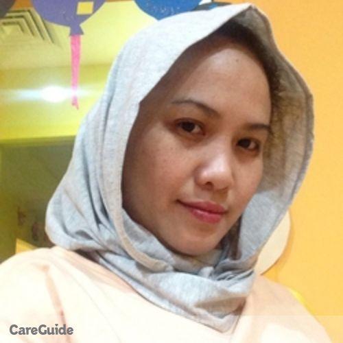 Canadian Nanny Provider Mirasol L's Profile Picture