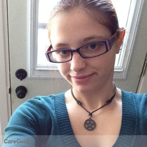 Canadian Nanny Provider Lily M's Profile Picture