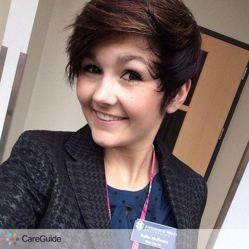 Child Care Provider Bailie M's Profile Picture
