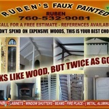 Painter in Escondido