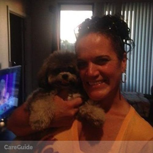 Christine Vasquez – pet sitter