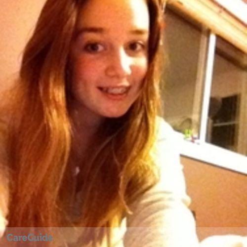 Canadian Nanny Provider Christina Lambropoulos's Profile Picture