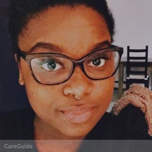 Canadian Nanny Provider Alyssa Nyberg's Profile Picture
