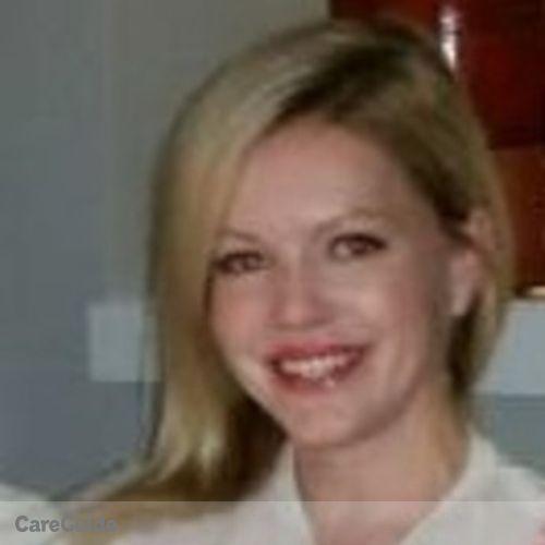 Canadian Nanny Provider Tasha Rutt's Profile Picture