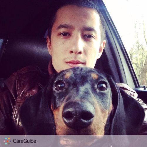 Pet Care Provider Damir Tastembekov's Profile Picture