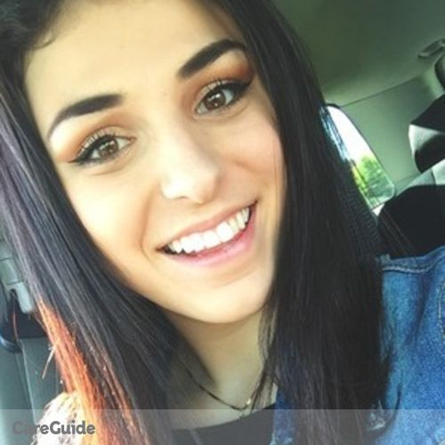 Canadian Nanny Provider Melanie Sauve's Profile Picture