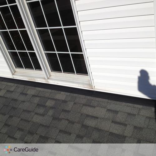 Roofer Provider Matt Fister's Profile Picture