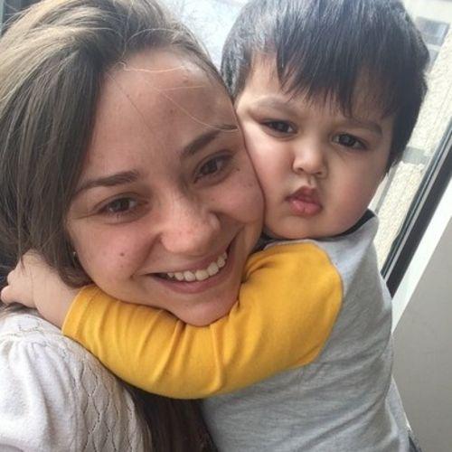 Canadian Nanny Provider Naiara Silva's Profile Picture