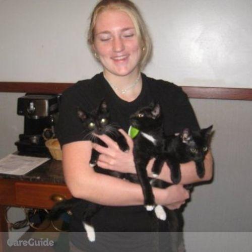 Pet Care Provider Elizabeth Z's Profile Picture