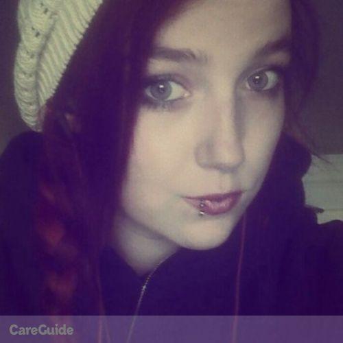 Canadian Nanny Provider Nikki Patterson's Profile Picture