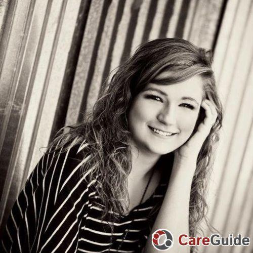 Child Care Provider Kendal C's Profile Picture