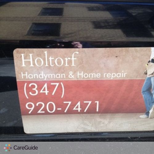 Handyman Provider Tom Holtorf's Profile Picture