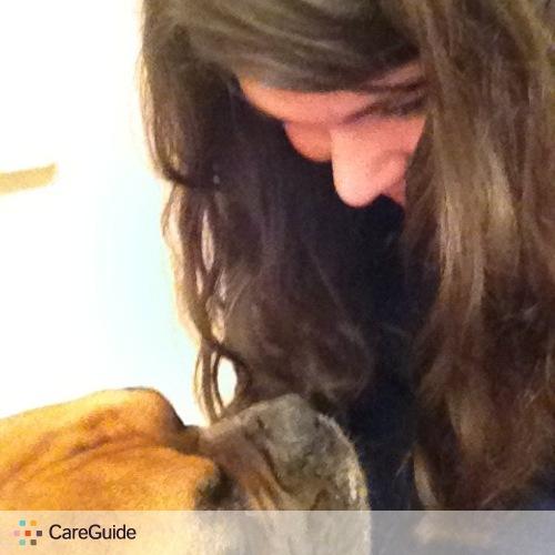 Pet Care Provider Sasha Mace's Profile Picture