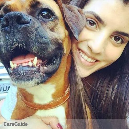 Pet Care Provider Maria Carolina C's Profile Picture