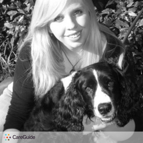 Pet Care Provider Katie Johnson's Profile Picture