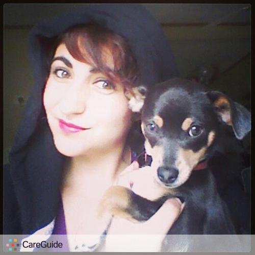 Pet Care Provider Allisen Bogart's Profile Picture