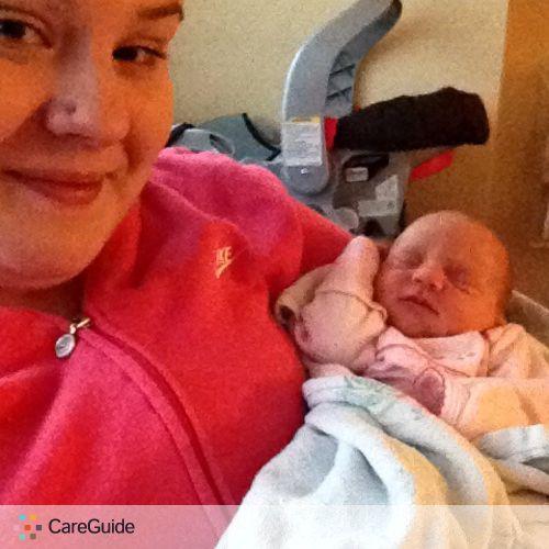 Child Care Provider Samantha Thomas's Profile Picture