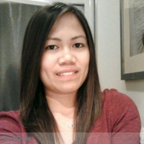 Canadian Nanny Provider May Balderas's Profile Picture