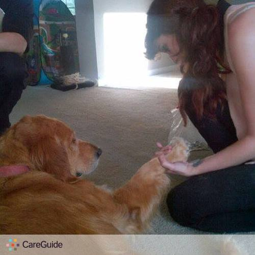 Pet Care Provider Gaby Bergman's Profile Picture