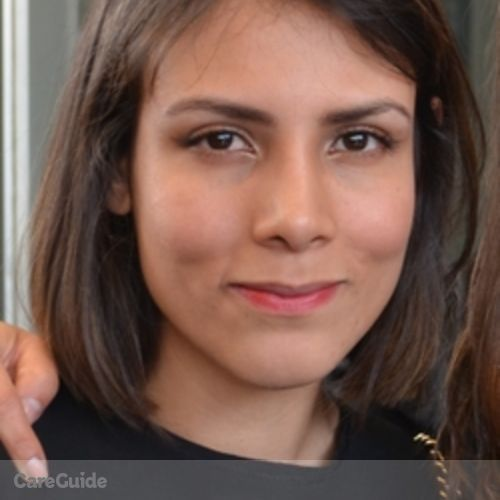 Canadian Nanny Provider Marisol Morones's Profile Picture