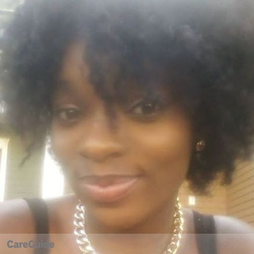 Child Care Provider Rutchelle Alexandre's Profile Picture