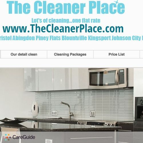 Housekeeper Provider The Cleaner Place's Profile Picture