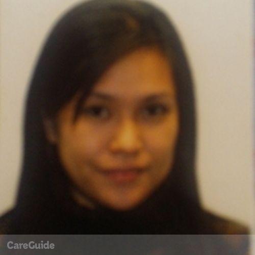Canadian Nanny Provider Istina D's Profile Picture